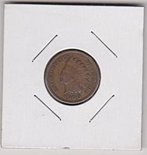 1900 Indian Head Penny Choice About Uncirculated Details