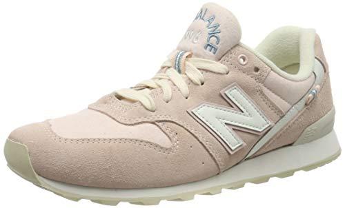 New Balance Suede 996, Zapatillas para Mujer, Rosa (Pink Yd), 38 EU