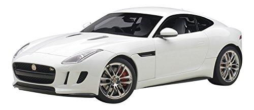 Price comparison product image AUTOart 73651 1 / 18 Composite Die-Cast: Jaguar F-Type 2015 R Coupe,  Polaris White