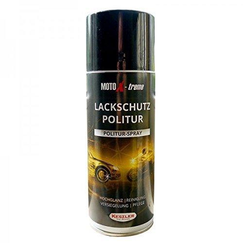 Lackschutz Politur-Spray MOTOX-TREME LACK-SCHUTZ-POLITUR-SPRAY, 400ml Spraydose