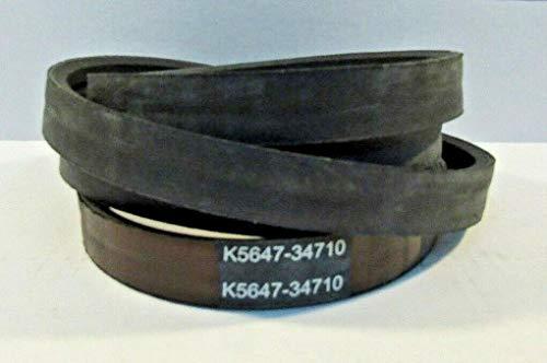 Pro Parts Place KUBOTA K5647-34710 K564734710 K5647-34711 K564734711 ZD326 ZD331 60' Cut Decks