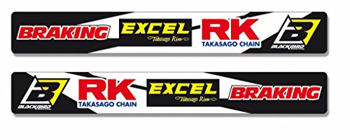 BLACKBIRD RACING - 38954 : Kti Adhesivo Sponsors Basculante 5007