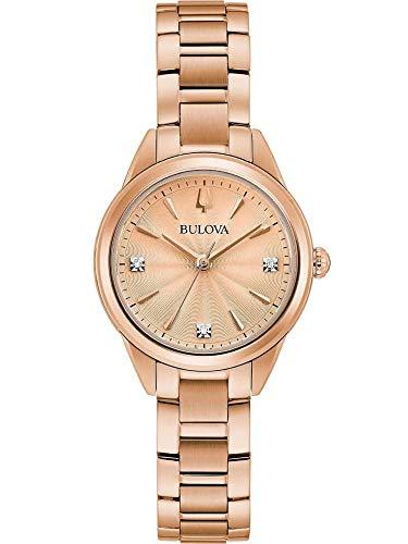 Bulova Classic Sutton Diamantes - 97P151