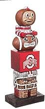 Evergreen NCAA Ohio State Buckeyes Tiki Totem