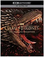 Game of Thrones: The Complete Series Collection (4K UHD) [Blu-ray]