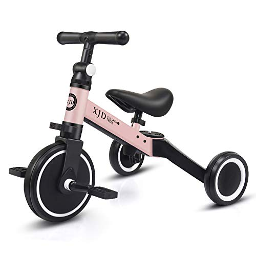 Product Image of the XJD 3 in 1 Kids Tricycles for 10 Month -3 Years Old Kids Trike 3 Wheel Toddler...