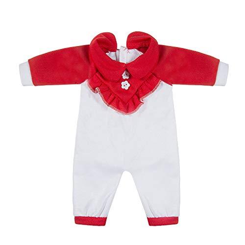 Vordas Ropa de Muñecas para New Born Baby Doll, Ropa de Muñecas para Bebés (40-45 cm) (Casual)