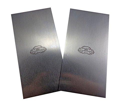 Crown Hand Tools Rectangular Cabinet Scraper Set