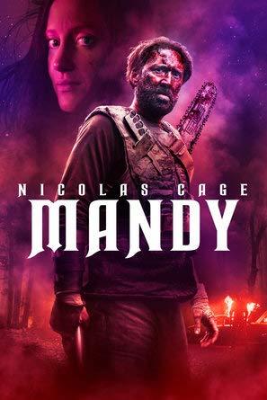 Mandy – Nicolas Cage – Film Poster Plakat Drucken Bild - 43.2 x 60.7cm Größe Grösse Filmplakat