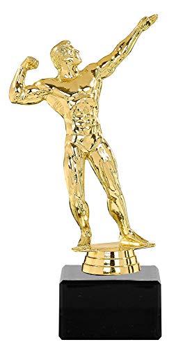 Deitert Figur Bodybuilder FS-D35 Gold