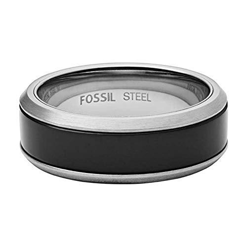 Fossil Alianza Sencilla Hombre Acero Inoxidable - JF02928040-10