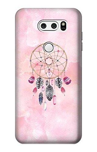 R3094 Dreamcatcher Watercolor Painting Case Cover For LG V30, LG V30 Plus, LG V30S ThinQ, LG V35, LG V35 ThinQ