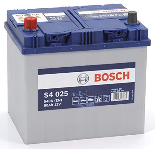 Bosch Batteria per Auto S4025 60A / h-540A