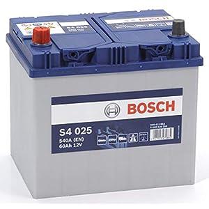 Bosch S4025 Batería de automóvil 60A/h-540A