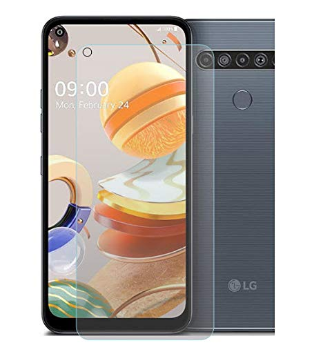 Gear Guard 9H Hardness Screen Protector for LG K61