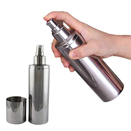 CHSEEO Spruzzatore dell'olio di Oliva Dispenser per Spruzzatore di Olio Dispensatore d'olio Bottiglia d'aceto Spray Nebulizzatore Olio Oliera Spray per BBQ, Aceto, Padella, Cucina, Pasta, Insalata #3