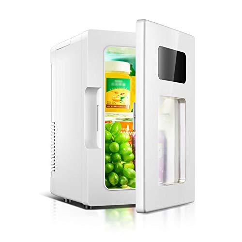 Ldbx Kleiner Kühlschrank Lautlos Minibar Mit Kühl Und Heizfunktion Kabel Auto Warmhaltebox 10Liter Fassungsvermögen
