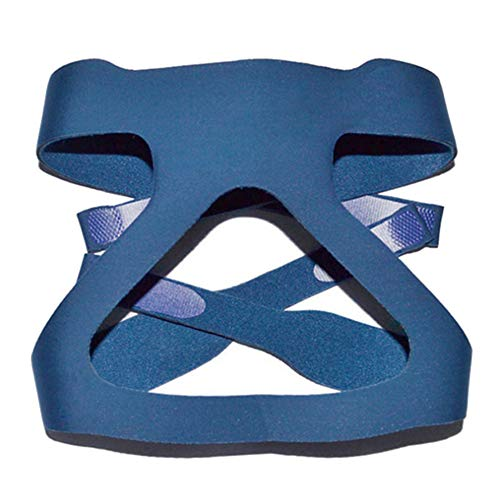 Universal CPAP Headgear Strap Mask for ResMed Cpap Masks (MASK NOT Included) (Blue)