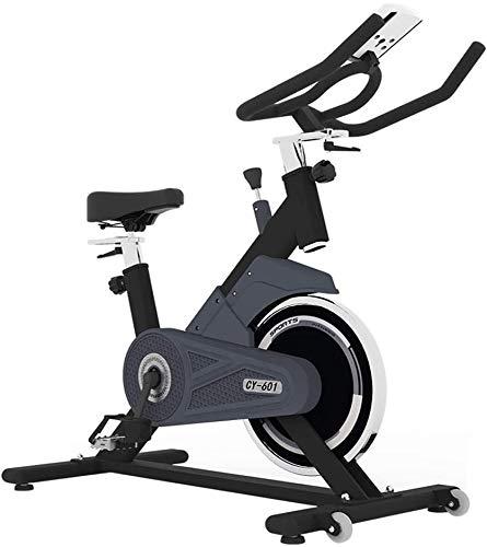 Bicicleta estática, ciclismo interior, manillar ajustable, resistencia del asiento, pantalla…