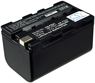 Replacement for Sony DCR-PC1 DCR-PC1E DCR-PC2 DCR-PC2E DCR-PC3 DCR-PC3E DCR-PC4 DCR-PC4E DCR-PC5 DCR-PC5E DCR-PC5L DCR-TRV1VE NP-FS20 NP-FS21 NP-FS22 Battery
