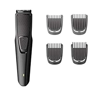 Philips Norelco Beard Trimmer Series 000 BT27/70 Black 1 Count