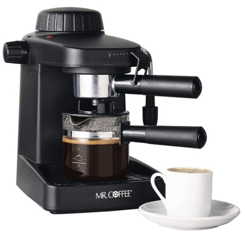 Why Choose Mr. Coffee ECM91 Steam Espresso and Cappuccino Maker