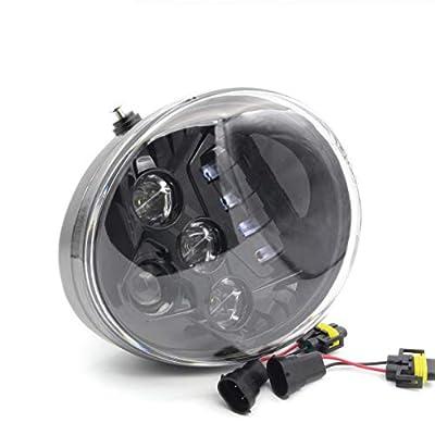 LED Headlight For Harley Davidson VRSCA V-Rod VRod