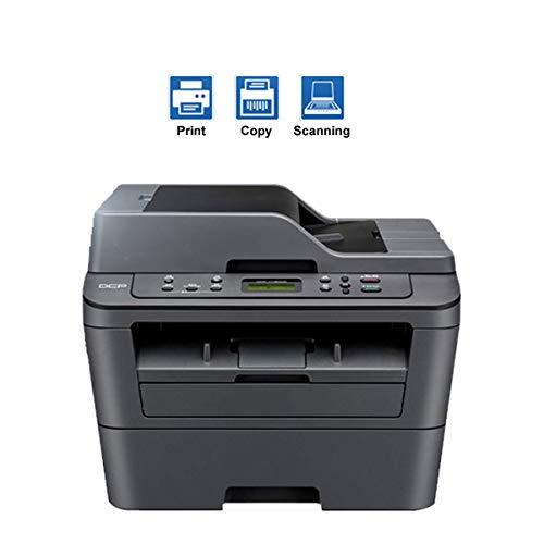 Tanneqi 3-in-1 multifunctionele printer, laser, business smart zwart en wit, MFP, dubbelzijdige print, automatisch, 600 × 600 dpi