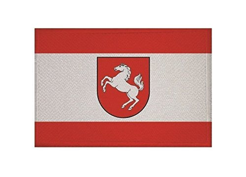 U24 Aufnäher Westfalen Fahne Flagge Aufbügler Patch 9 x 6 cm