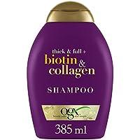 OGX - Champú Biotina y Colágeno, 385 ml