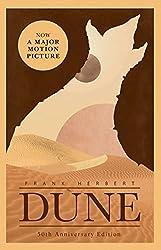 Cover of Dune by Frank Herbert
