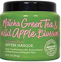 Not Your Mother's Matcha Green Tea & Wild Apple Blossom Nutrient Rich Butter Masque 10oz, pack of 1