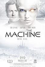 The Machine (2013) 11 x 17 Movie Poster Caity Lotz, Toby Stephens, Pooneh Hajimohammadi, UKA