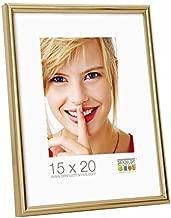 Deknudt Frames S011A4 24 x 30 Cornice d'oro Resina