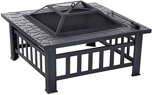 ReWD - Barbacoa para interior y exterior (carbón)