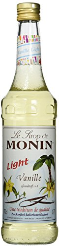 Monin Sirup Vanille Light zuckerfrei 700 ml