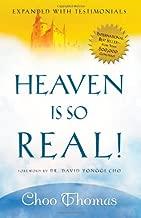 Best heaven is real by choo thomas Reviews
