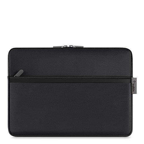 Belkin Neoprene Pocket Schutzhülle (für Microsoft Surface Pro 12 Zoll) schwarz