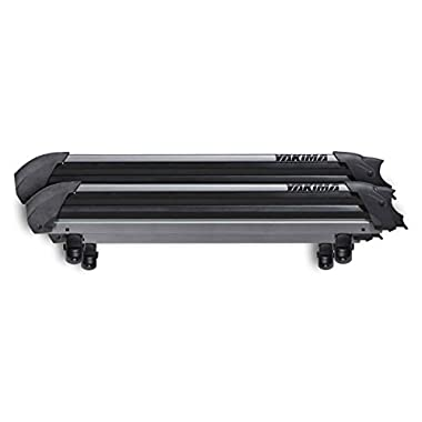 Yakima Powderhound Ski Rack with Locks