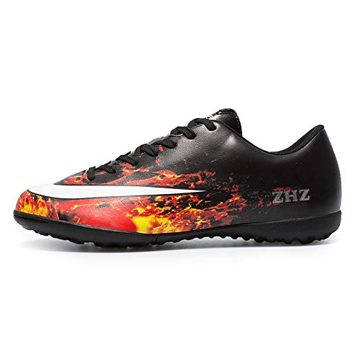 Men's Soccer Boots Shoes TF/AG Boy's Sneaker Football...