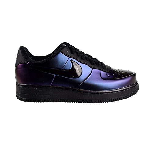 Nike AF1 Foamposite Pro Cup Men's shoes AJ3664-500 Multiple sizes (9,Medium (D, M)), Court Purple / Black