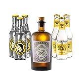Monkey 47 Gin (1 x 0.5 l) mit Thomas Henry Tonic (3 x 0.2 l) und Fever Tree Tonic (3 x 0.2 l) inc. 0.90€ MEHRWEG Pfand