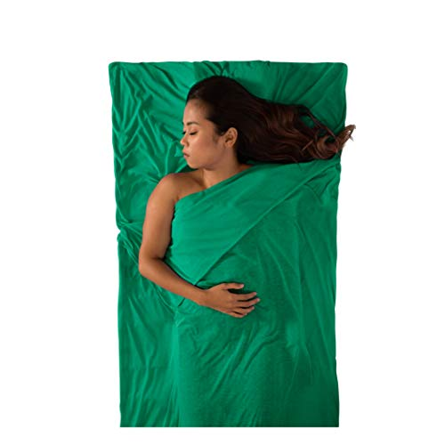 Sea to Summit Adaptor Coolmax Sleeping Bag Liner and Travel Bedding, Rectangular w/Insect Shield (85x36)