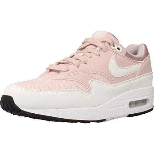 Nike Scarpe Air Max 1 Rosa/Bianco Formato: 38