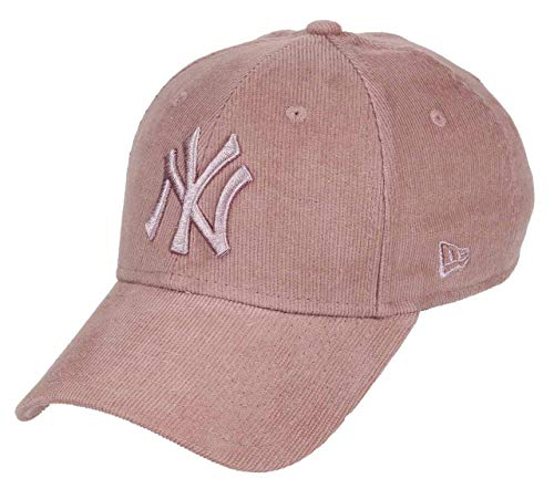 New Era New York Yankees MLB Cap New Era 9forty Damen Verstellbar Pink Cord - One-Size