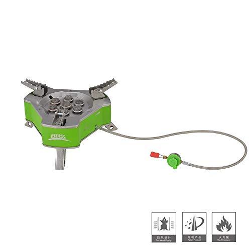 Huenco BRS-71 9800 Watt Power Portable Outdoor Campingkocher Gas Kochen Picknick Gasherd Butangasofen