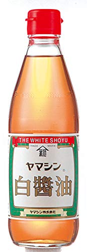 YAMASHIN White Soy Sauce, 12.2oz