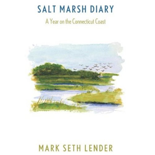 Salt Marsh Diary audiobook cover art