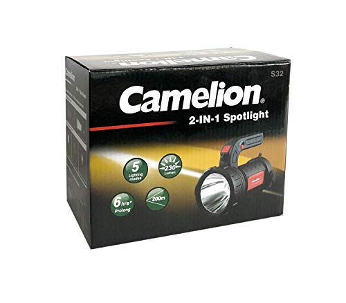 Camelion S32 Multifunktionslampe, 30200055