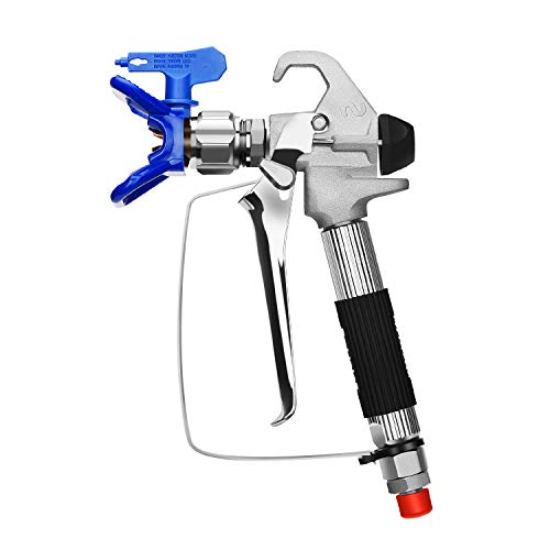 MOPEI Pistola rociadora sin aire universal compatible con la boquilla Graco Wagner Titan Sprayer 517